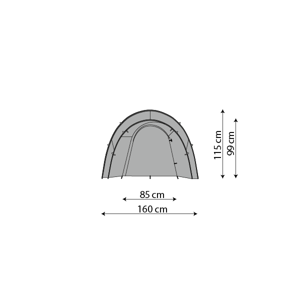 Illustration of end of Quadratic Light Outer