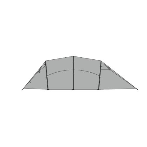 Illustration of side of Quadratic Light Outer