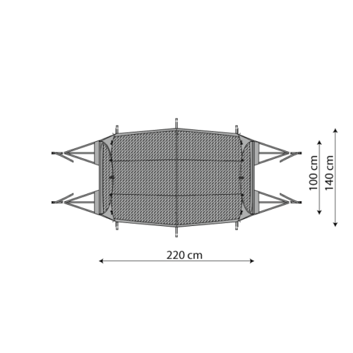 Illustration of plan of Quadratic Summer Inner
