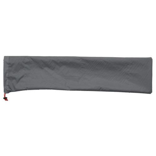 Empty Pole Bag, laid flat