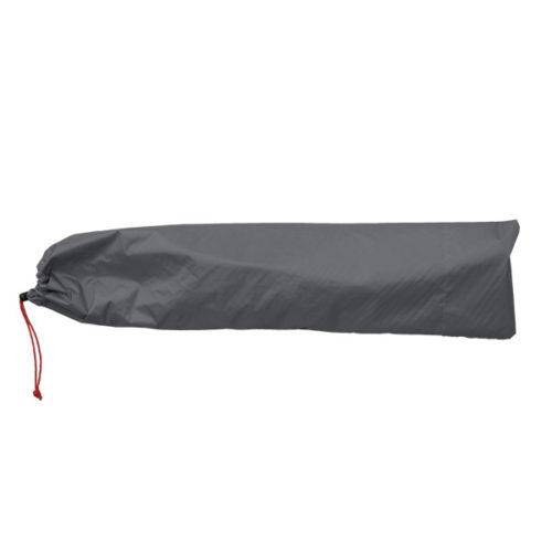 Quadratic Pole Bag, with main poles inside