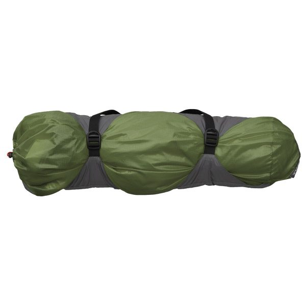 Quadratic All-Year Outer (Green), in supplied Stuff Sac