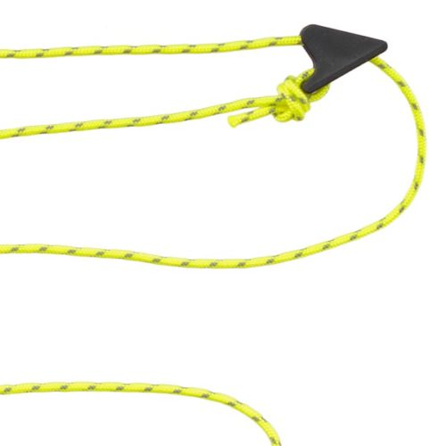 Guy Cord 2.2mm, Yellow, with Line-Lok® Adjuster, Detail