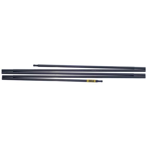 "Quadratic Top Pole: 203 cm Long, Easton Nanolite 0.344""/8.7 mm, Flat"