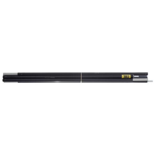"Quadratic Side Pole: 366 cm Long, Easton Expedition Aluminium 0.433""/11.0mm, Bundle"