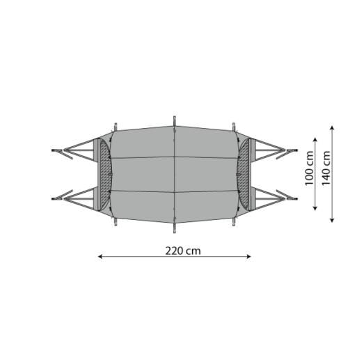 Illustration of plan of Quadratic Winter Inner