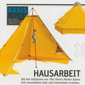 Outdoor Magazin Review - Oct 2014