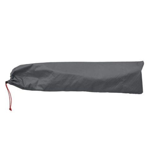 Quadratic Pole Bag, with main poles inside