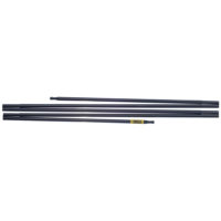 "Quadratic Top Pole: 203 cm Long, Easton Nanolite 0.344""/8.7 mm, Flat"