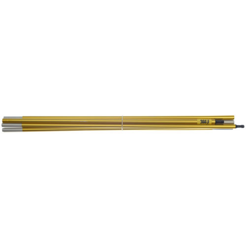 "Quadratic Side Pole: 366 cm Long, Easton Expedition Aluminium 0.380"", Bundle"