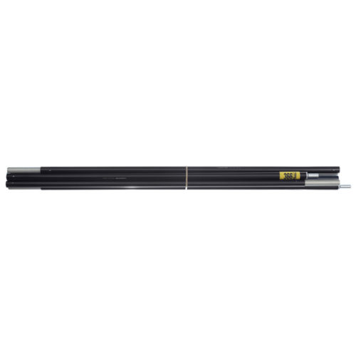 "Quadratic Side Pole: 366 cm Long, Easton Expedition Aluminium 0.433""/11.0mm, Bundle"