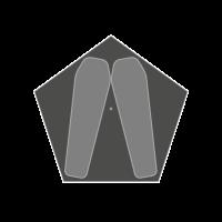 5:R Shelterkapazität - 2 Personen